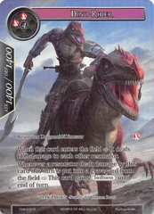 Dino-Rider (Full Art) - TSW-033 - R on Channel Fireball