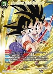Explosive Spirit Son Goku - BT3-088 - SPR
