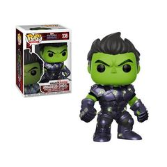 Pop! Games: Marvel: Future Fight - Amadeus Cho As Hulk