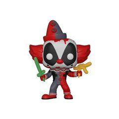 Pop! Marvel: Deadpool Parody - Deadpool Clown