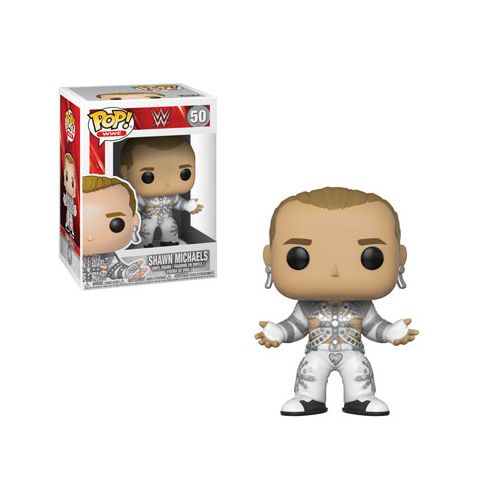 Pop! Wwe 50: Shawn Michaels (Wrestlemania 12)