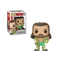 Pop! Wwe 51: Jake The Snake Roberts