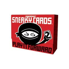 Sneaky Cards Play It Forward 2