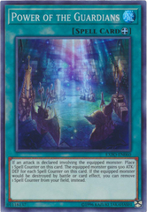 Power of the Guardians - EXFO-EN060 - Super Rare - Unlimited Edition