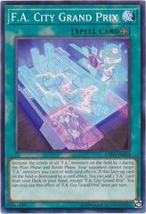 F.A. City Grand Prix - EXFO-EN088 - Common - Unlimited Edition