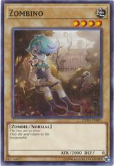 Zombino - EXFO-EN001 - Common - Unlimited Edition