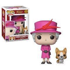 Pop! Royals 01: Queen Elizabeth Ii
