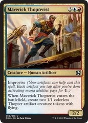 Maverick Thopterist on Channel Fireball