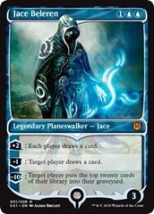 Jace Beleren - Foil on Channel Fireball