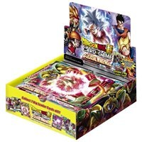 Colossal Warfare - Series 4 (Dragon Ball Super) - Booster Box