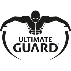 Ultimate Guard - Supreme Collector's Album 3-Ring Binder Quadrow Xenoskin Black
