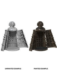 WizKids Deep Cuts Unpainted Miniatures: W6 Iron Maiden