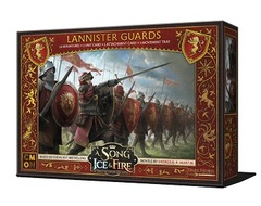 A Song Of Ice And Fire Lannister Guardsmen