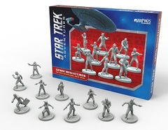Star Trek Adventures: Next Generation Away Team 32M