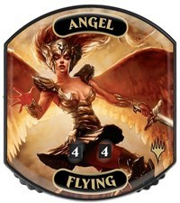 Ultra Pro - Relic Tokens: Eternal Collection - Angel (Flying) - Foil