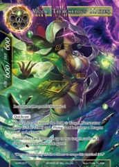 Viola, Treacherous Maiden - SDR6-007 - SR on Channel Fireball