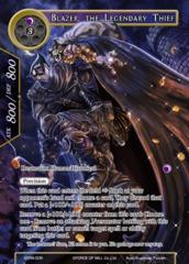 Blazer, the Legendary Thief - SDR6-008 - SR on Channel Fireball