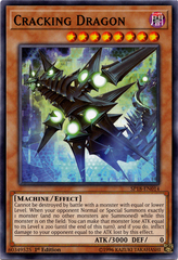 Cracking Dragon - SP18-EN014 - Common - 1st Edition
