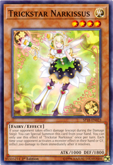 Trickstar Narkissus - SP18-EN023 - Common - 1st Edition