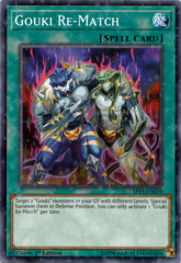 Gouki Re-Match - SP18-EN039 - Starfoil Rare - 1st Edition