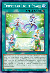 Trickstar Light Stage - SP18-EN040 - Common - 1st Edition