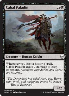Cabal Paladin - Foil