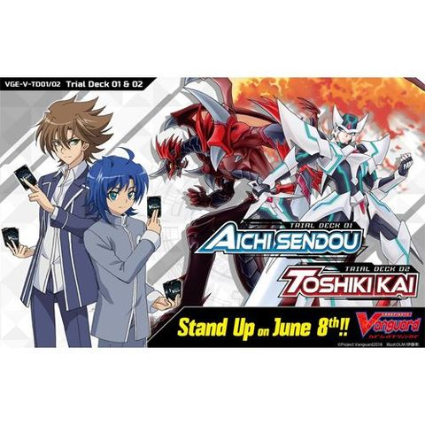 Cardfight!! Vanguard: Trial Deck V2 - Toshiki Kai