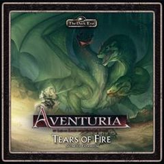 The Dark Eye: Aventuria - Tears Of Fire Monster Expansion