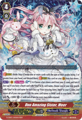Duo Amazing Sister, Meer - G-CB07/005EN - RRR on Channel Fireball