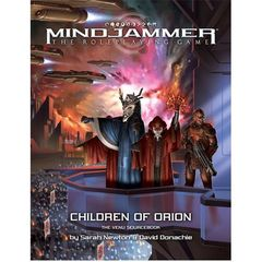 Mindjammer - Children Of Orion The Venu Sourcebook