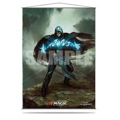 Ultra Pro Wall Scroll: Magic The Gathering - Jace The Mind Sculptor