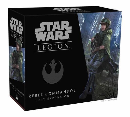 Star Wars: Legion - Rebel Commandos Unit Expansion