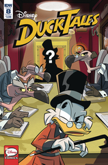 DuckTales #8 (Cover A - Ghiglione)