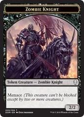 Zombie Knight Token (5)