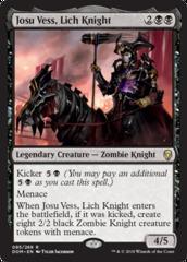 Josu Vess, Lich Knight - Foil