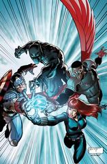 Avengers Shards Of Infinity #1 Leg