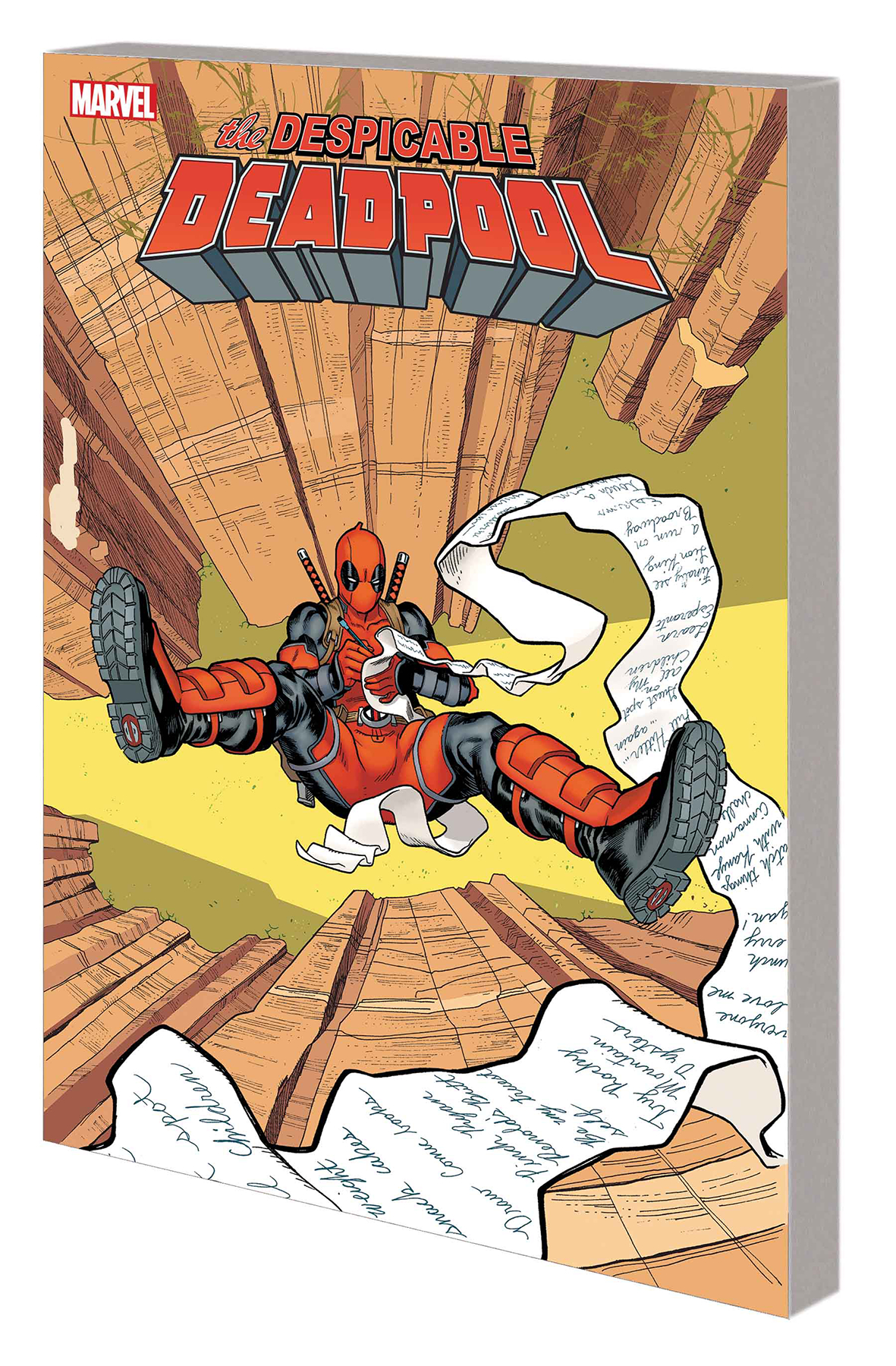 Despicable Deadpool Tp Vol 02 Bucket List
