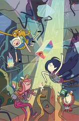 Adventure Time #75 Main Wraparound Cvr