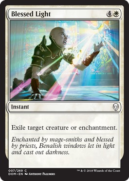 Blessed Light - Foil