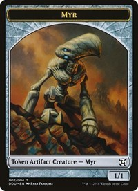 Myr Token