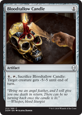 Bloodtallow Candle - Foil
