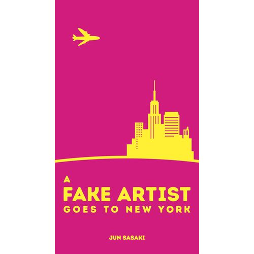 A Fake Artist Goes To New York (2018)