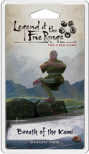 L5R Legend of the Five Rings LCG - Breath of the Kami Dynasty Pack
