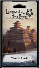 Legend of the Five Rings LCG - Tainted Lands Dynasty Pack