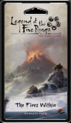Legend of the Five Rings LCG - The Fires Within Dynasty Pack