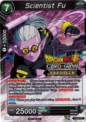 Scientist Fu (Judge PR) (Foil) - P-036 - PR