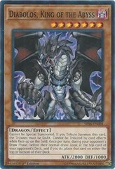 Diabolos, King of the Abyss - SR06-EN004 - Common - 1st Edition on Channel Fireball