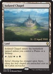 Isolated Chapel - Foil - Prerelease Promo