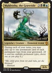 Muldrotha, the Gravetide - Foil - Prerelease Promo