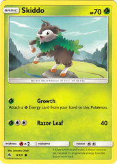 Skiddo - 9/131 - Common